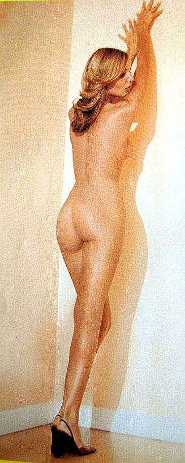 Agnieszka Włodarczyk naked for Playboy